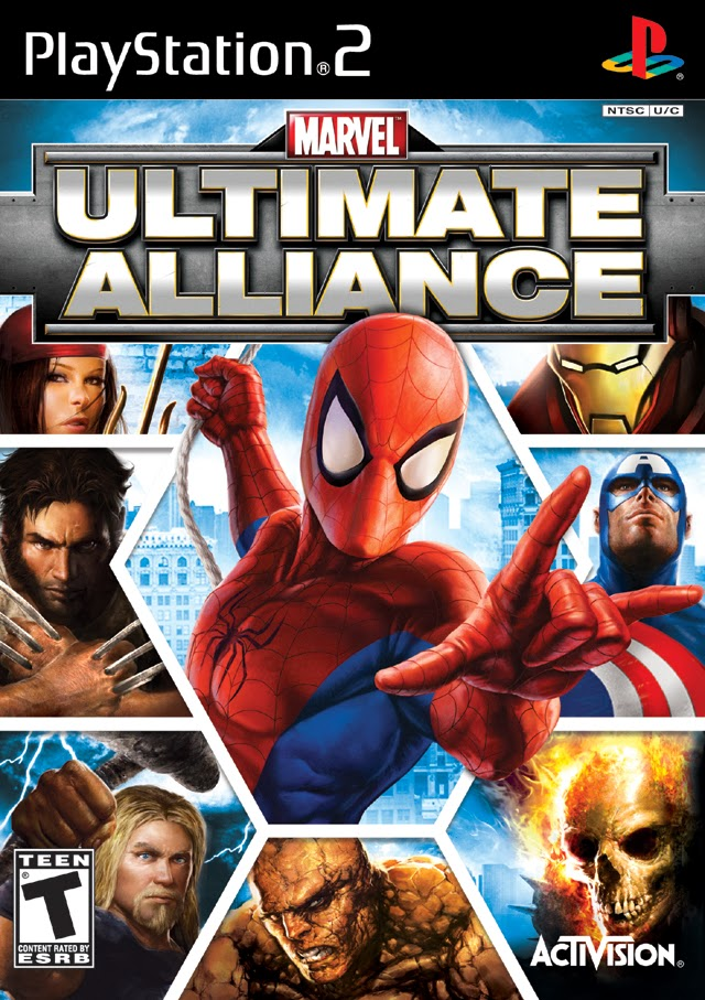 Marvel Ultimate Alliance 2 PS2 highly compressed | Full Games For All